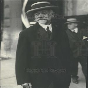 1916 Press Photo U.S. Senator Henry Cabot Lodge