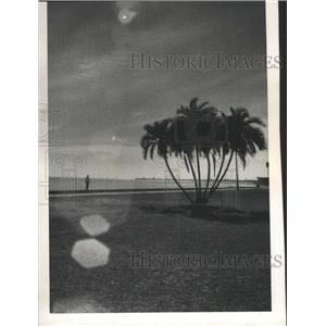 1969 Press Photo Outer Space Special Effects