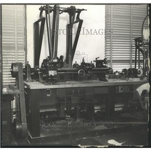1938 Press Photo Special Squad Truck With Equipment