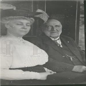 1916 Press Photo Chauncey Depew Republican Politician