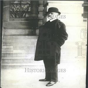 1908 Press Photo Senator Henry Cabot Lodge - RRY26009