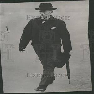 1917 Press Photo Landsdowne Favors Compulsory Service