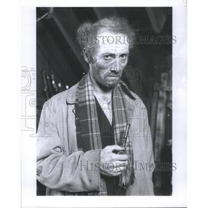 1978 Press Photo William Norris American Film Television Actor Chicago Illinois