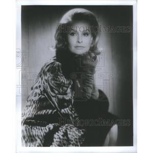 1968 Press Photo Dina Merrill/Actress/Heiress/Socialite - RSC77499