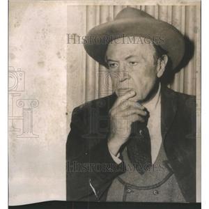 1957 Press Photo Jason Robards American Film & Television Actor - RSC50311