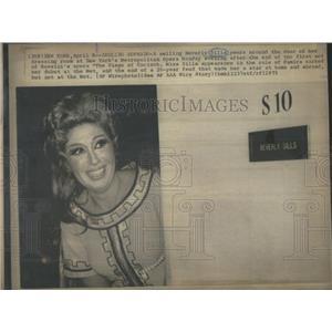 1975 Press Photo Beverly Sills Actress - RSC55801