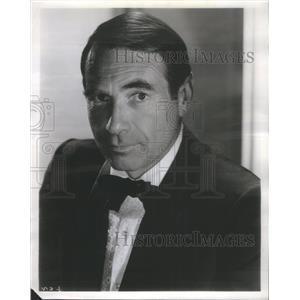 1959 Press Photo Actor Merrill Wearing Tuxedo Portrait - RSC77421