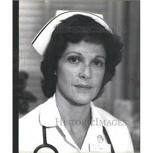 1981 Press Photo Linda Lavin American singer actress - RSC71377