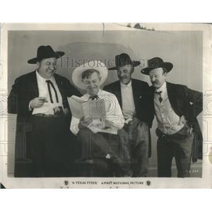 1929 Press Photo The Texas Steer Movie - RSC52397