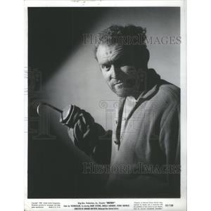 Press Photo Gene Evans American actor - RSC82423