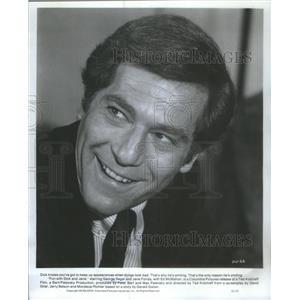 1977 Press Photo George Segal Actor Fun Dick Jane - RSC49607