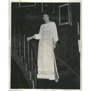 1969 Press Photo Amercian Actress Singer Polly Bergen
