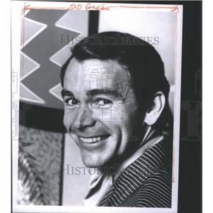 1969 Press Photo Dean Carroll Jones Actor American Love - RRU11739