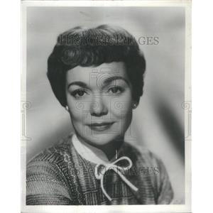 1954 Press Photo Jane Wyman Film Actress Singer Dancer