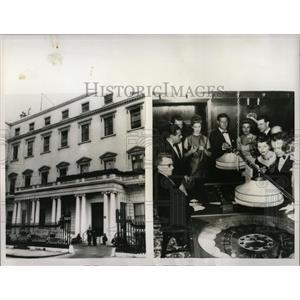 1965 Press Photo London Gambling town strip house wheel - RRX80323