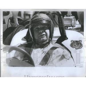 1976 Press Photo American Race Car Driver Lloyd Ruby - RSC75401