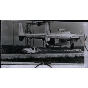 1963 Press Photo Flight Aero Synamics Ready Test Ride - RRX44167
