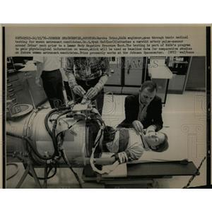 1976 Press Photo Marsha Ivins NASA Engineer Astronaut - RRX66941