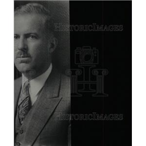 1931 Press Photo Socialite Ira Boyd Humphreys - RRW78513