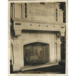 1932 Press Photo Washington Folger Shakespeare Marble - RRX89191