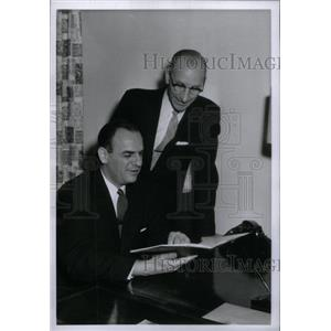 1959 Press Photo Dr. Robert Bruce Pierce, Pastor - RRX41115