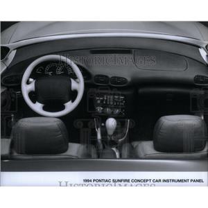 1994 Press Photo Pontiac Sunfire Concept Car - RRX55009