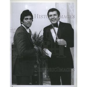 1978 Press Photo Jack Knight Guest Star Erik Estrada Actor CHiPs Series