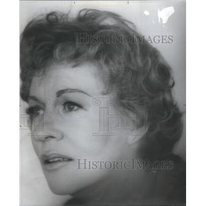 1977 Press Photo Uta Hageva actress - RSC77609