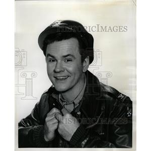 1965 Press Photo Bob Crane American actor - RRW19803