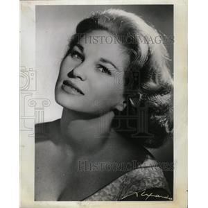 1969 Press Photo Luisa desett Actress - RRW26507