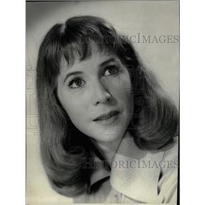 1968 Press Photo Julie Harris Rape of Lucrece - RRW20501