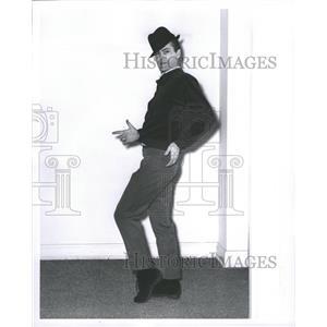 1964 Press Photo Swen Swenson Broadway Actor & Dancer - RRW28089