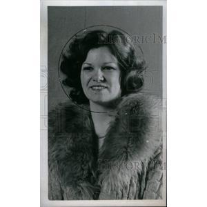 1975 Press Photo Garcia Vesta local actress - RRX47101