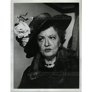 1965 Press Photo Marion MacDougall American Actress - RRW13593