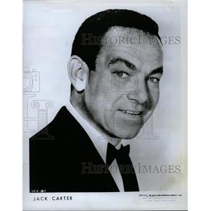 1967 Press Photo Jack Chakrin Carter Comedian Actor - RRW13325