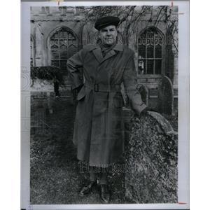 1975 Press Photo Ian Carmichael English Film Actor - RRX57373