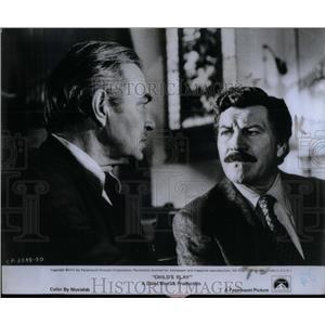 1973 Press Photo Robert Preston American Film Actor - RRX55255