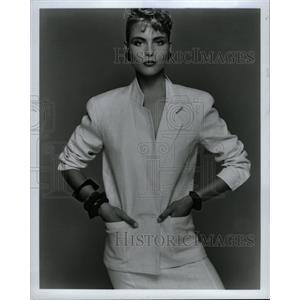 1964 Press Photo Kim Alexis American model actress - RRW26905