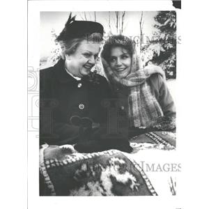 1985 Press Photo Lee Ann Remick American Anatomy Murder - RRV31041