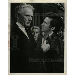 1967 Press Photo Charles Bickford - RRW20281