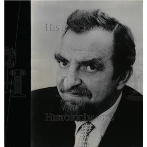 1965 Press Photo Hugh Griffith Welsh Actor Film Stage - RRW18965
