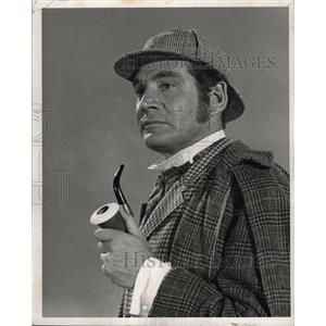 1964 Press Photo Gene Barry Actor Burke's Law - RRW26459