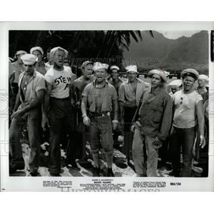 1964 Press Photo Rossano Brazzi South Pacific Actor - RRX79965