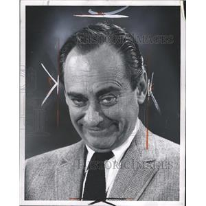 1966 Press Photo Louis Nye American Comedy Actor - RRW36539