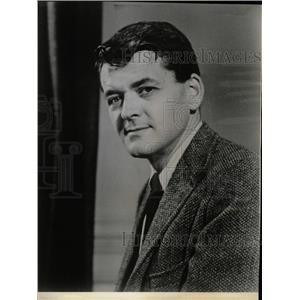 1964 Press Photo Harold Rowe Hal Holbrook Actor - RRW17455