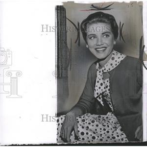 1963 Press Photo Actress Dolores Hart To Become A Nun - RRW32001