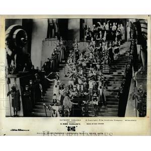 1976 Press Photo 1935 Hollywood spectacular She Helen - RRX62501