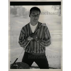 1964 Press Photo James Garner Film TV Actor Chicago - RRW25105