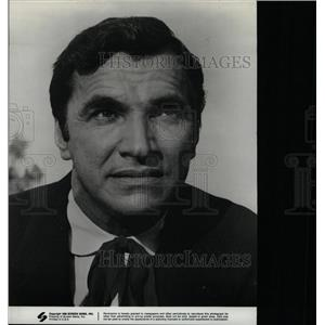 1976 Press Photo Mark Lenard United States Army World - RRW14073