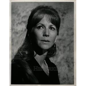 1968 Press Photo Julie Harris - RRW20493